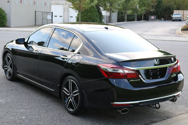 2016 Honda Accord V6 Touring Mooresville, North Carolina 76