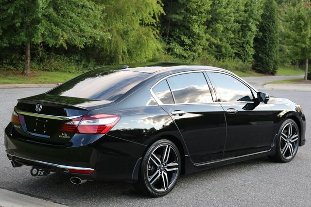 2016 Honda Accord V6 Touring Mooresville, North Carolina 78