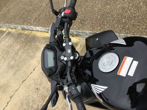 2016 Honda CB300 F   Hot Springs, AR   Cavenaugh Motors in Hot Springs, AR