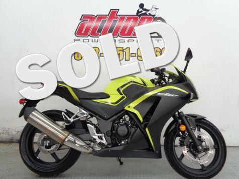 2016 Honda CBR 300R  in Tulsa, Oklahoma