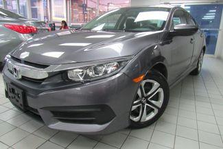 2016 Honda Civic LX W/ BACK UP CAM Chicago, Illinois 4