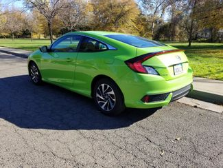 2016 Honda Civic LX-P Chico, CA 4