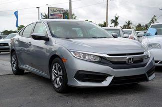 2016 Honda Civic LX Hialeah, Florida 2