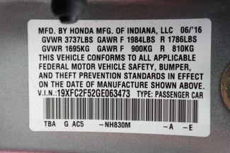 2016 Honda Civic LX Hialeah, Florida 39