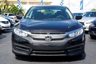 2016 Honda Civic LX Hialeah, Florida 1
