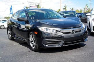 2016 Honda Civic LX Hialeah, Florida 2