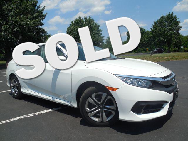 2016 Honda Civic LX Leesburg, Virginia 0
