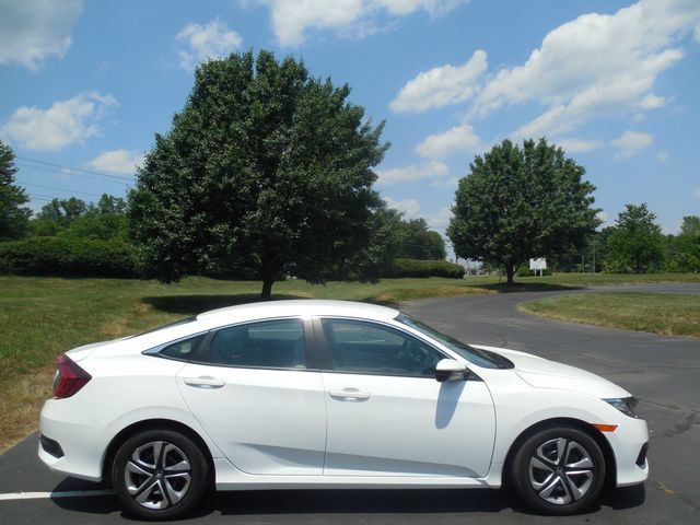 2016 Honda Civic LX Leesburg, Virginia 3