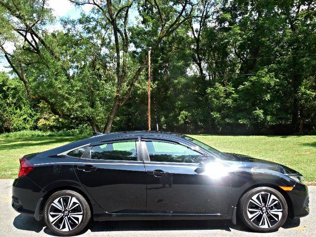 2016 Honda Civic EX-L Leesburg, Virginia 8