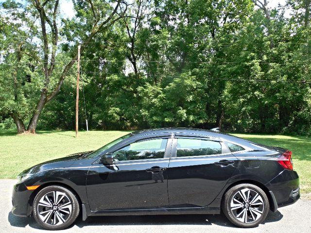 2016 Honda Civic EX-L Leesburg, Virginia 10