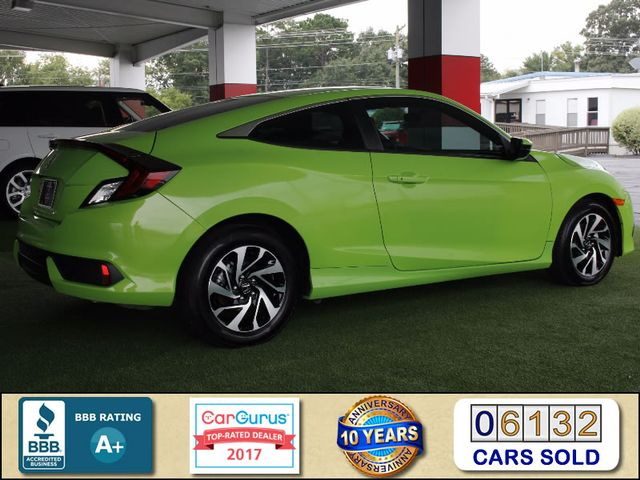 2016 Honda Civic LX-P - SUNROOF - ONE OWNER! Mooresville , NC 2