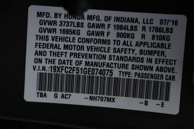 2016 Honda Civic LX Mooresville, North Carolina 64