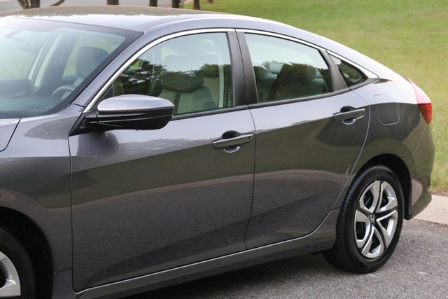 2016 Honda Civic LX Mooresville, North Carolina 50