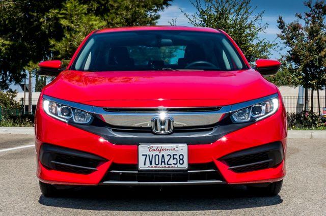 2016 Honda Civic EX - Rear view Camera - Lane Safety Camera Reseda, CA 2