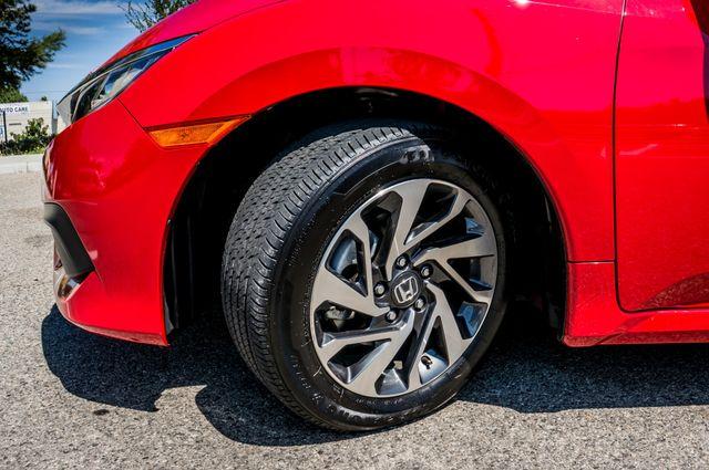 2016 Honda Civic EX - Rear view Camera - Lane Safety Camera Reseda, CA 11