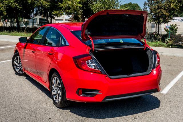 2016 Honda Civic EX - Rear view Camera - Lane Safety Camera Reseda, CA 9