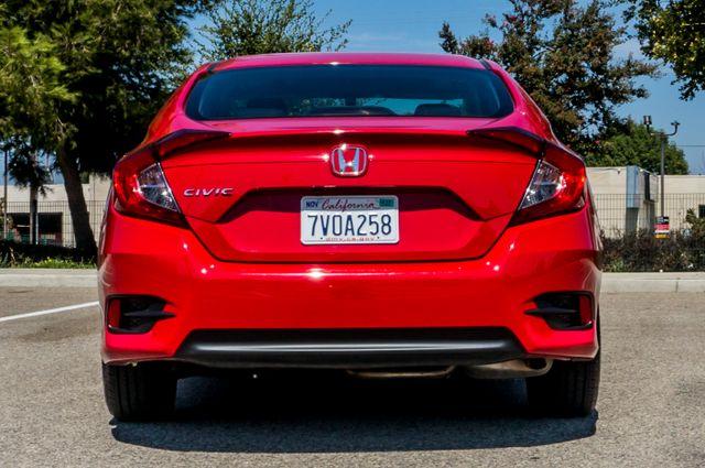 2016 Honda Civic EX - Rear view Camera - Lane Safety Camera Reseda, CA 7