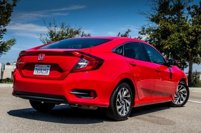 2016 Honda Civic EX - Rear view Camera - Lane Safety Camera Reseda, CA 8