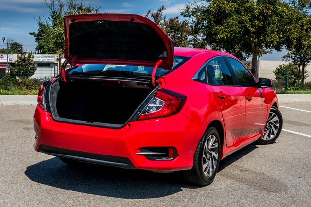 2016 Honda Civic EX - Rear view Camera - Lane Safety Camera Reseda, CA 10
