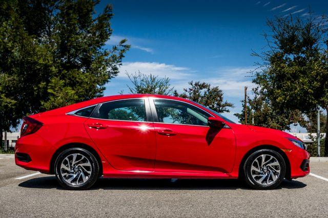 2016 Honda Civic EX - Rear view Camera - Lane Safety Camera Reseda, CA 5