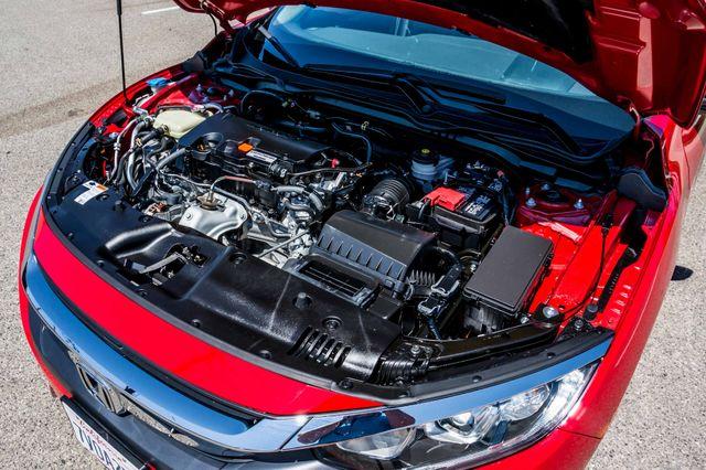 2016 Honda Civic EX - Rear view Camera - Lane Safety Camera Reseda, CA 36