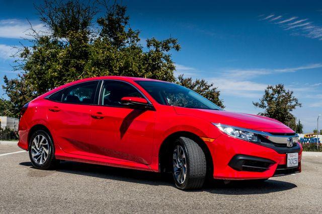 2016 Honda Civic EX - Rear view Camera - Lane Safety Camera Reseda, CA 45
