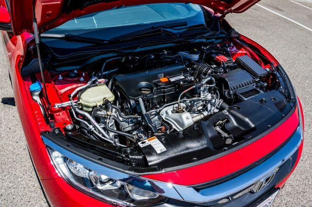 2016 Honda Civic EX - Rear view Camera - Lane Safety Camera Reseda, CA 37