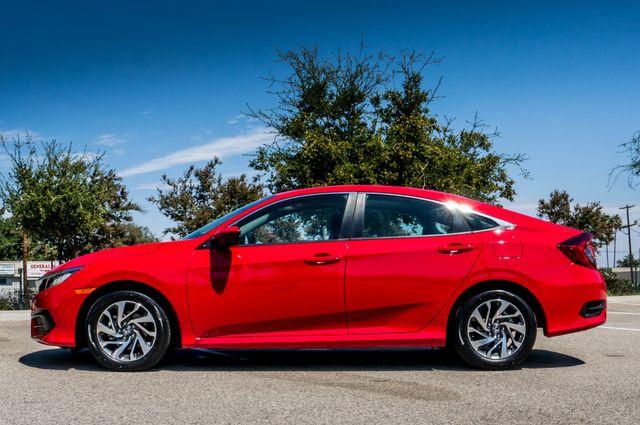 2016 Honda Civic EX - Rear view Camera - Lane Safety Camera Reseda, CA 4