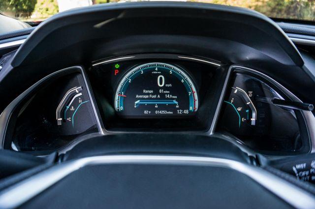 2016 Honda Civic EX - Rear view Camera - Lane Safety Camera Reseda, CA 14