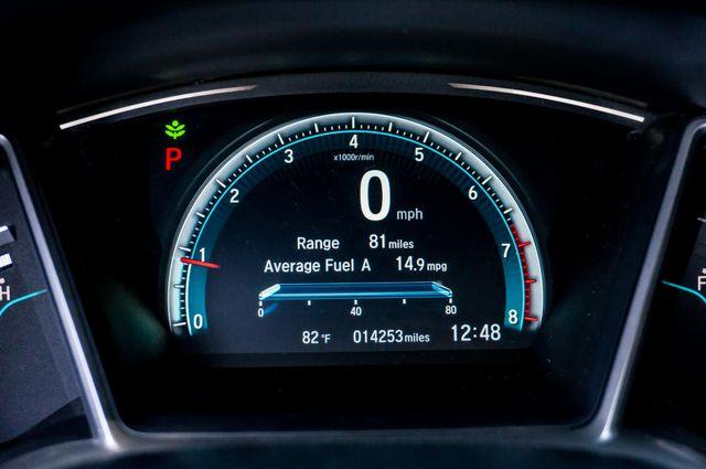 2016 Honda Civic EX - Rear view Camera - Lane Safety Camera Reseda, CA 15