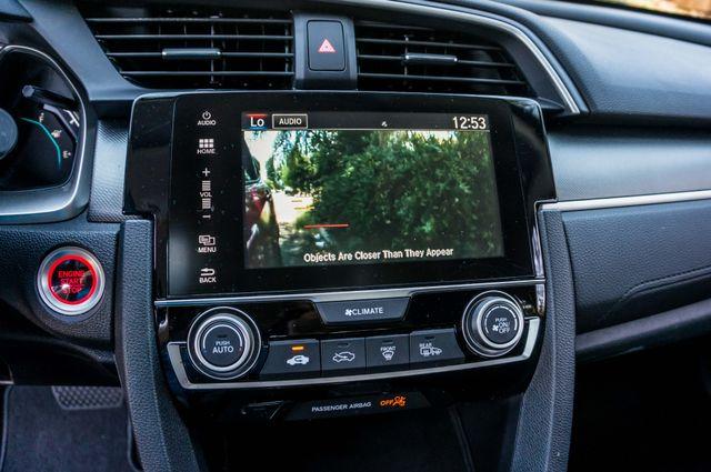2016 Honda Civic EX - Rear view Camera - Lane Safety Camera Reseda, CA 25