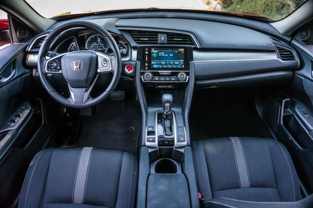 2016 Honda Civic EX - Rear view Camera - Lane Safety Camera Reseda, CA 16