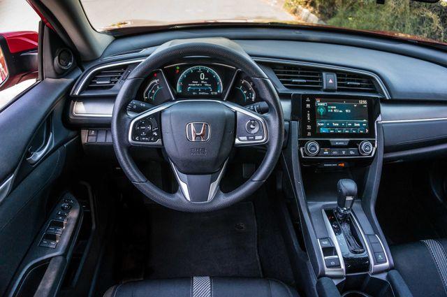 2016 Honda Civic EX - Rear view Camera - Lane Safety Camera Reseda, CA 17