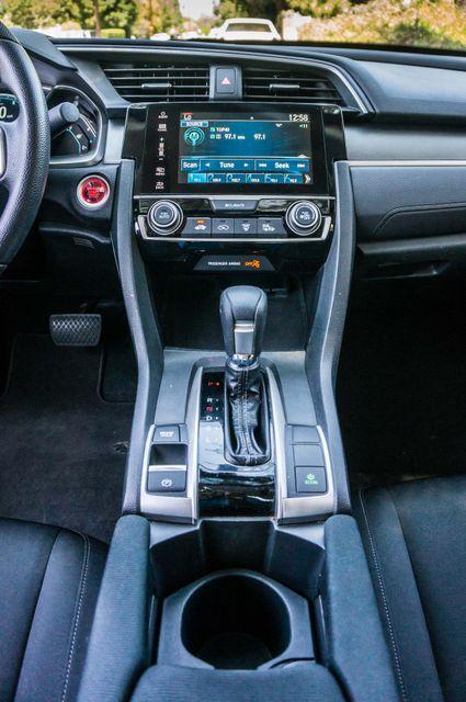 2016 Honda Civic EX - Rear view Camera - Lane Safety Camera Reseda, CA 21