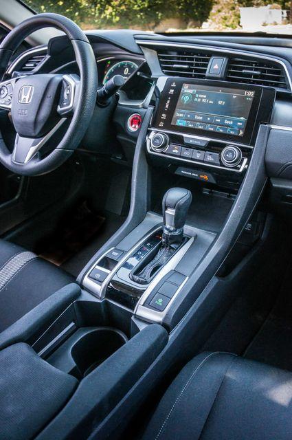 2016 Honda Civic EX - Rear view Camera - Lane Safety Camera Reseda, CA 20