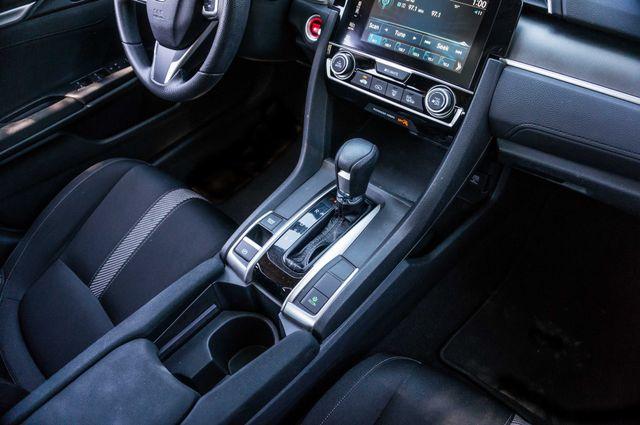 2016 Honda Civic EX - Rear view Camera - Lane Safety Camera Reseda, CA 26