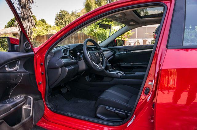 2016 Honda Civic EX - Rear view Camera - Lane Safety Camera Reseda, CA 12