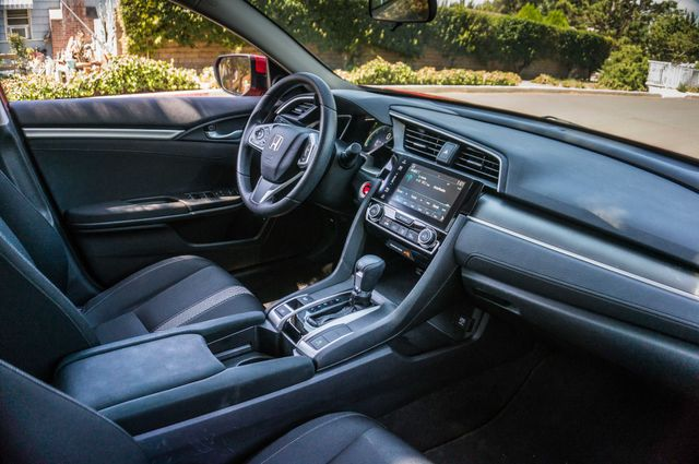 2016 Honda Civic EX - Rear view Camera - Lane Safety Camera Reseda, CA 32