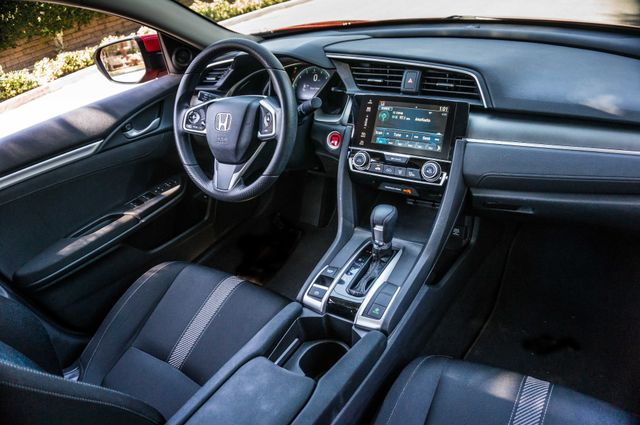 2016 Honda Civic EX - Rear view Camera - Lane Safety Camera Reseda, CA 33