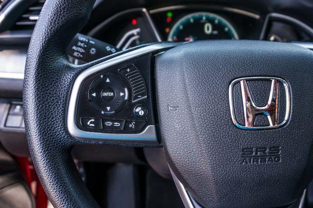 2016 Honda Civic EX - Rear view Camera - Lane Safety Camera Reseda, CA 18