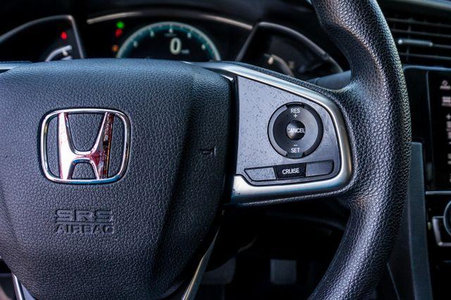 2016 Honda Civic EX - Rear view Camera - Lane Safety Camera Reseda, CA 19