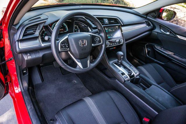 2016 Honda Civic EX - Rear view Camera - Lane Safety Camera Reseda, CA 13