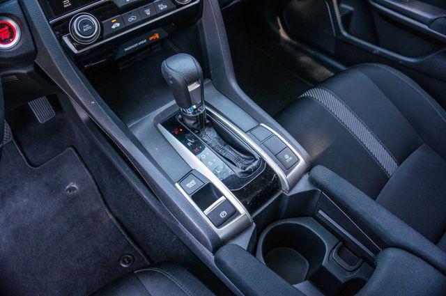 2016 Honda Civic EX - Rear view Camera - Lane Safety Camera Reseda, CA 27