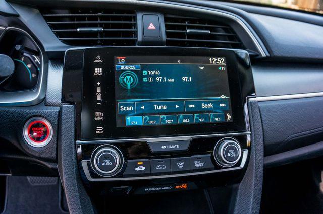 2016 Honda Civic EX - Rear view Camera - Lane Safety Camera Reseda, CA 23