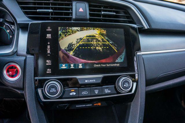 2016 Honda Civic EX - Rear view Camera - Lane Safety Camera Reseda, CA 24