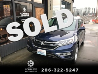 2016 Honda CR-V EX-L All Wheel Drive Local 1 Owner Back-Up Camera Moonroof  XM Radio On Sale $24,485    in Seattle,