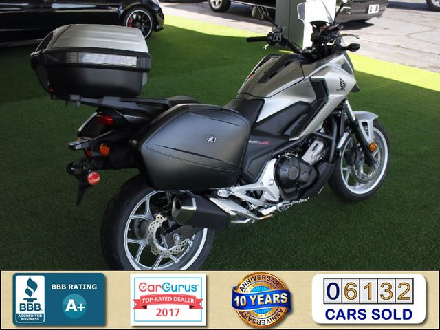 2016 Honda NC700X ONLY 1,414 MILES W/ UPGRADES! Mooresville , NC 2