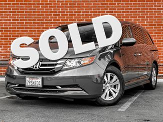 2016 Honda Odyssey EX-L Burbank, CA