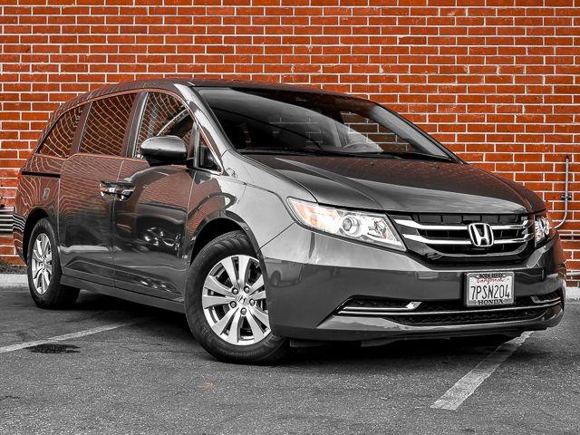 2016 Honda Odyssey EX-L Burbank, CA 1