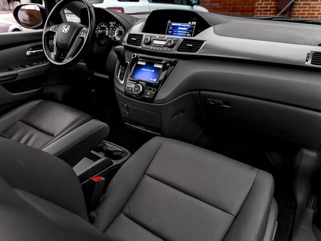 2016 Honda Odyssey EX-L Burbank, CA 12